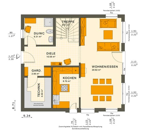 Solution 134 V4-V5 Floorplan 1