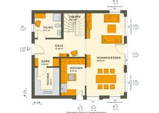 SOLUTION 134 V4 Grundriss