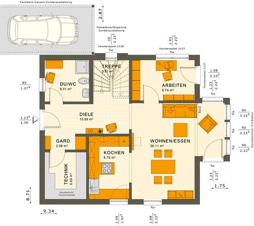 Solution 134 V6-V7 Floorplan 3