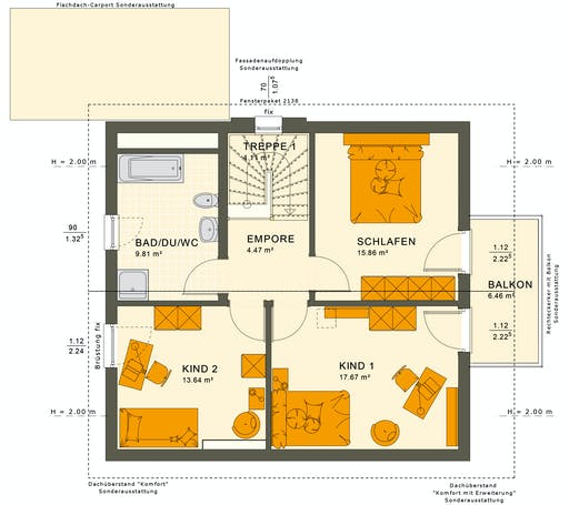Solutions 134 V7 Floorplan 4