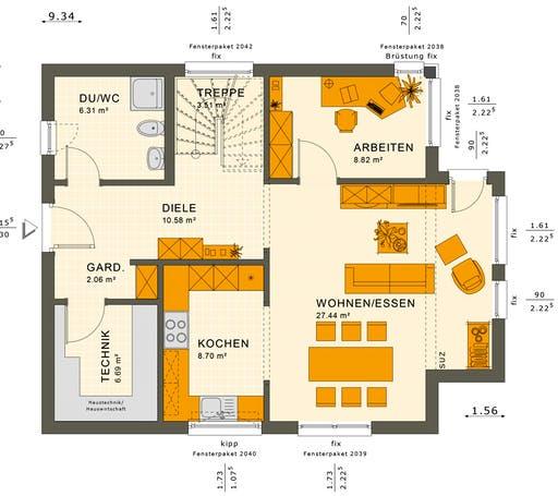 Solution 134 V8-V9 Floorplan 3
