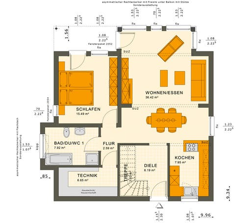 Solution 151 V10 Floorplan 1