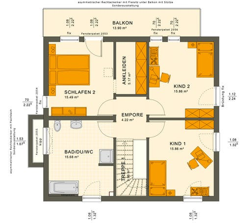 Solution 151 V10 Floorplan 2