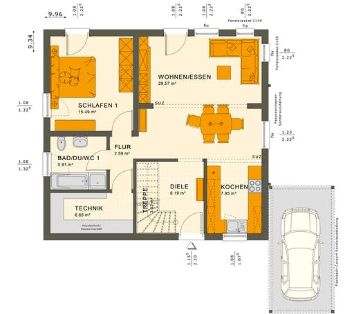 Solution 152 V3 Floorplan 1
