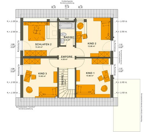 Solution 152 V3 Floorplan 2