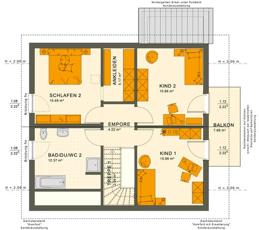 Solution 152 V6 Floorplan 2