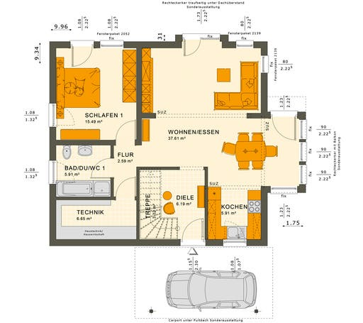 Solution 151 V7 Floorplan 1