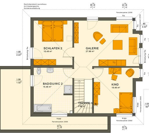 Solution 151 V8 Floorplan 2