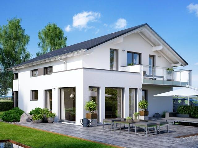 Zweifamilienhaus von Living Haus