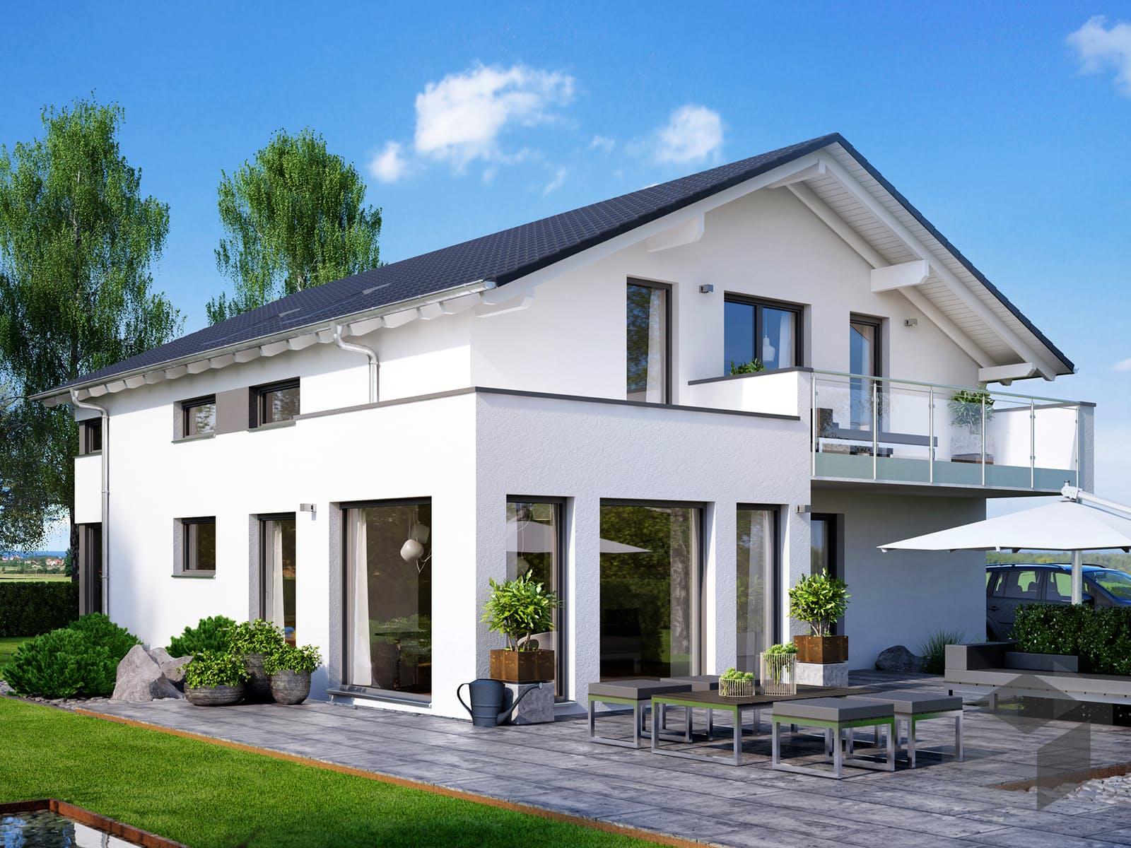 solution 204 v6 v7 von living haus komplette. Black Bedroom Furniture Sets. Home Design Ideas