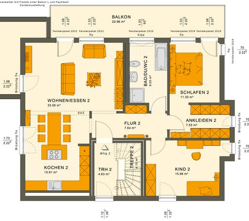 Solution 204 V10-V11 Floorplan 2