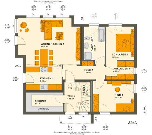 Solution 204 V10-V11 Floorplan 3