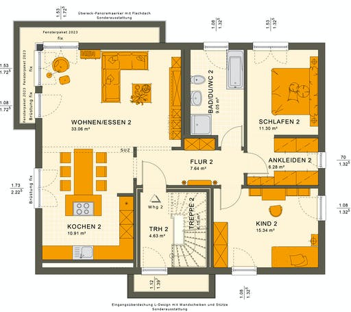 Solutions 204 V11 Floorplan 4