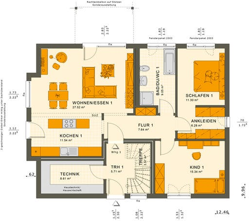 Solution 204 V2-V3 Floorplan 3