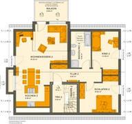 Solution 204 V4 - V5 Grundriss