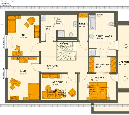 Solution 230 V2-V3 Floorplan 2