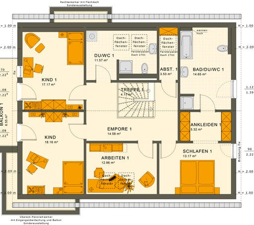 Solution 230 V2-V3 Floorplan 4