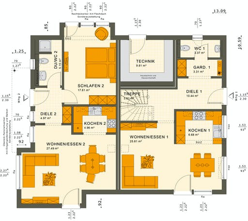 Solutions 230 V3 Floorplan 3