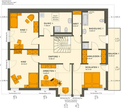 Solution 230 V4-V5 Floorplan 2
