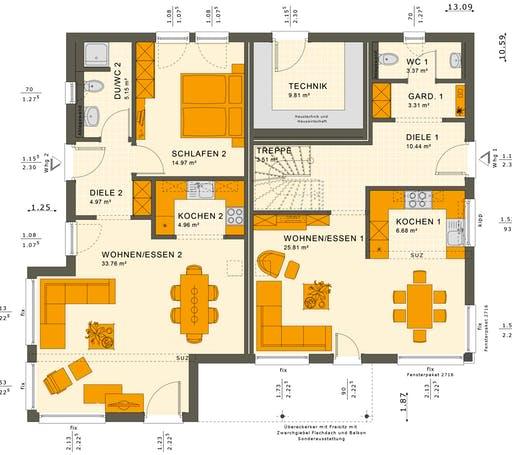 Solution 230 V4-V5 Floorplan 3