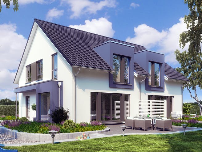 Living Haus - SOLUTION 242 V3 Exterior 1