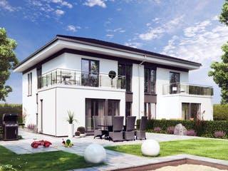 SOLUTION 242 V6 von Living Haus Außenansicht 1