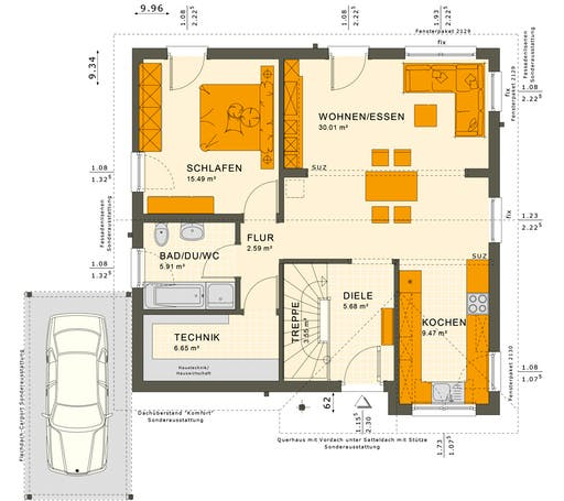 Solution 78 V2-V6 Floorplan 2
