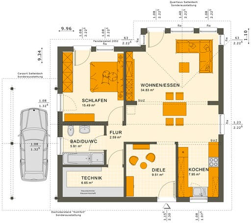 Solution 78 V2-V6 Floorplan 4