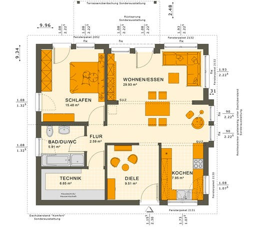 Solution 78 V2-V6 Floorplan 5
