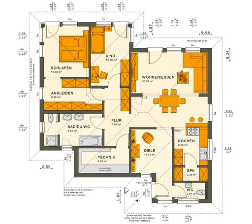 Solution 78 V7-V9 Floorplan 1