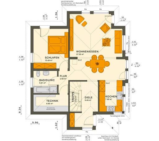 Solution 78 V7-V9 Floorplan 3