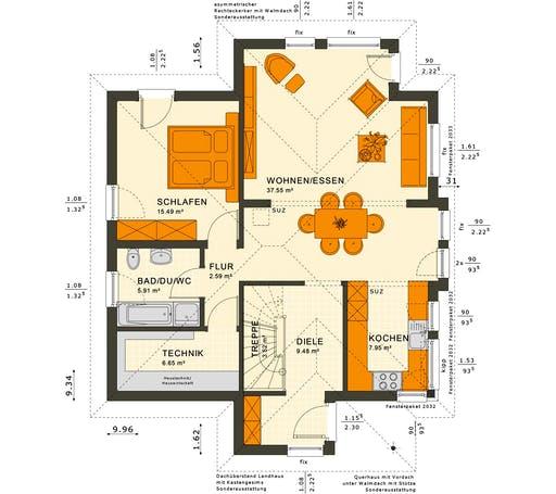 Solutions 78 V9 Floorplan 3