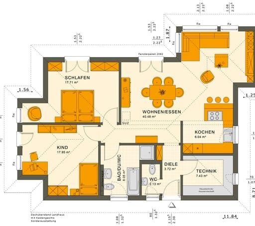 Solution 87 V4-V5 Floorplan 1