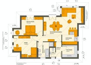 ausbauhaus fertighaus bis euro. Black Bedroom Furniture Sets. Home Design Ideas