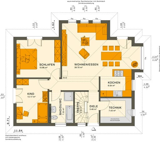 Solutions 87 V5 Floorplan 2