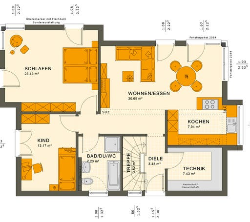 Solutions 87 V7 Floorplan 2