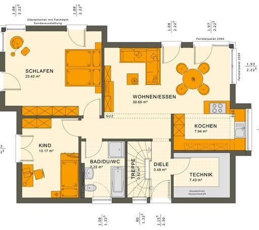 Solutions 87 V7 Floorplan 2