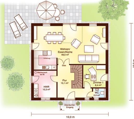 Sondeborg Floorplan 01