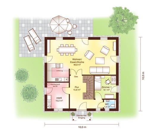 Sonderborg Floorplan 1