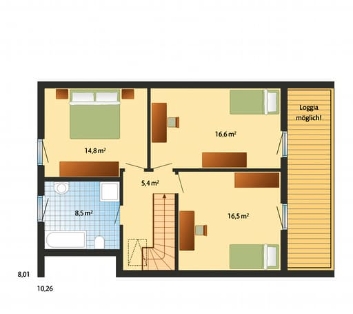 Sonnholm Floorplan 02