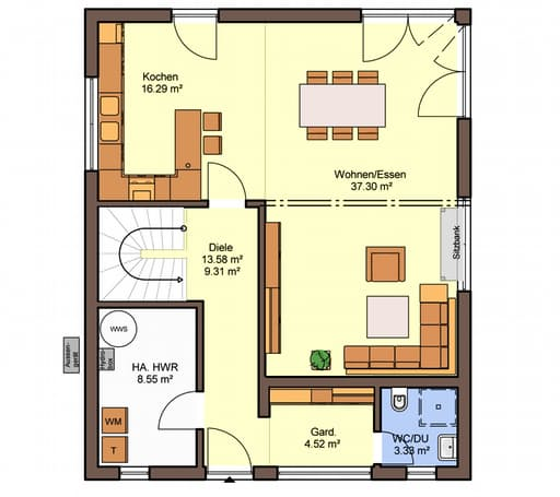Sorrento Floorplan 1
