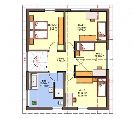 Sorrento Floorplan 2