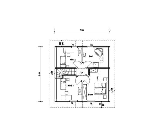 Spittal - Erkervariante floor_plans 0