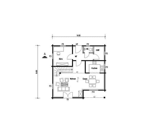 Spittal - Erkervariante floor_plans 1