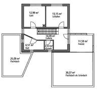 Bauhaus BHS 146 Grundriss