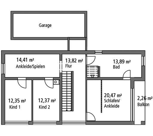 SR System - Bauhaus BHS 182 Floorplan 2