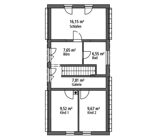 SR System - Einfamilienhaus EFH 122 Floorplan 2