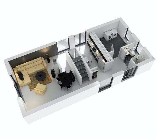 SR System - Einfamilienhaus EFH 122 Floorplan 3