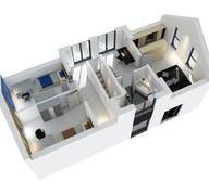 Einfamilienhaus EFH 122 Grundriss