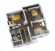 Einfamilienhaus EFH 144 Grundriss